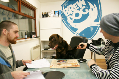 Brewdog Meeting