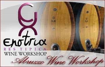 Enotria Wine Workshop: l'Abruzzo si presenta
