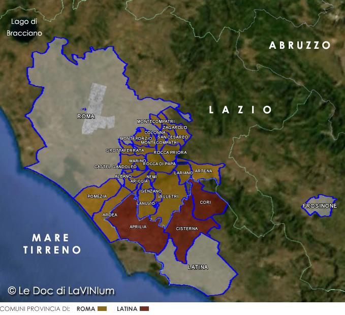 Le Doc del Lazio: Castelli Romani | Lavinium