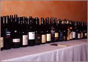 Bottiglie di Amarone 2003