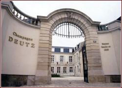 Bollicine di classe e tradizione: Maison Deutz