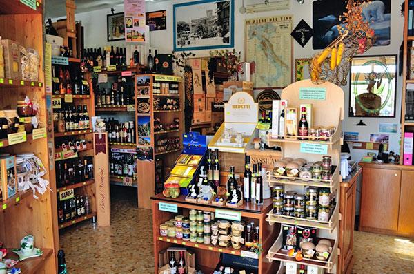 Enoteca Fraticelli, i vini