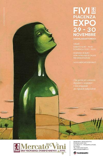 Novembre finisce in bellezza: torna a Piacenza il Mercato dei Vini dei Vignaioli Indipendenti