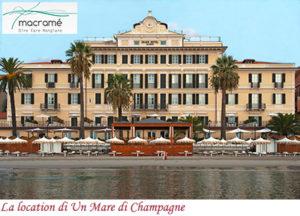 Dal 15 al 17 giugno Alassio sarà travolta da Un Mare di Champagne!