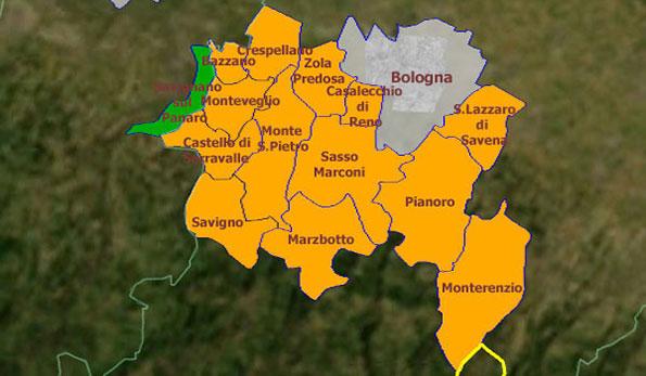 Le Doc dell'Emilia Romagna: Colli Bolognesi Pignoletto