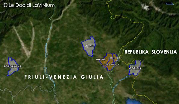 Le Doc del Friuli: Rosazzo