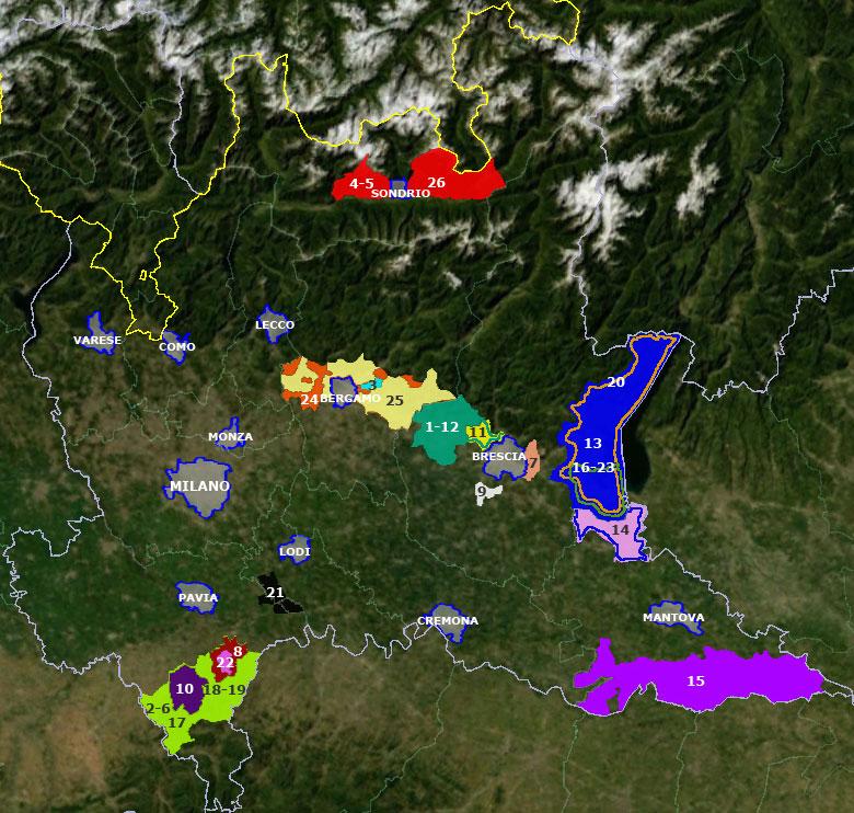 Le Doc del Trentino: Trentino Sottozona Isera o d'Isera
