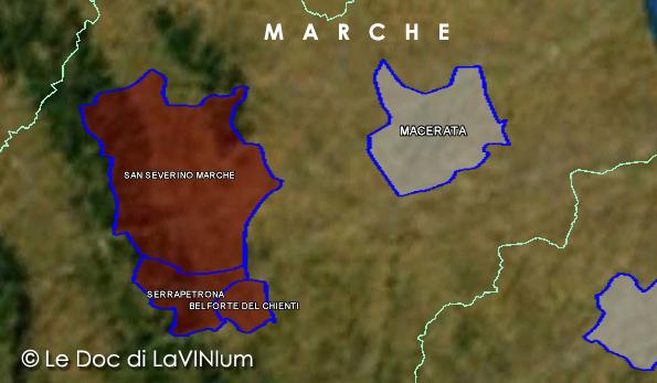 Le DOCG delle Marche: Vernaccia di Serrapetrona