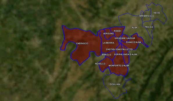 Le Doc e Docg del Piemonte: Barolo
