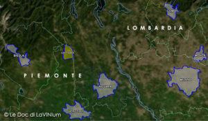 Mappa Docg Gattinara