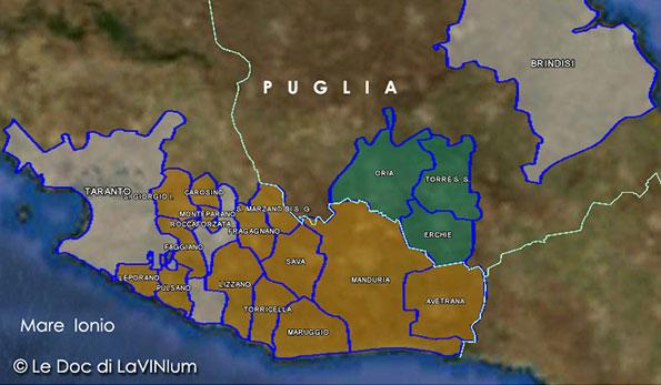 Le Doc della Puglia: Primitivo di Manduria Dolce Naturale