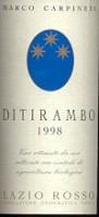 Ditirambo 1998