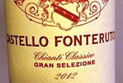 VINerdì Igp, il vino della settimana: Chianti Classico Gran Selezione 2012 - Castello di Fonterutoli