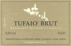Tufaio Brut Pas Dosé 2006