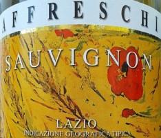Affreschi Sauvignon 2013