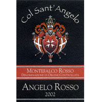 Montefalco Rosso Angelo Rosso 2003