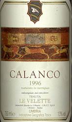 Calanco 1996