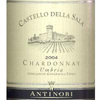 Chardonnay della Sala 2004