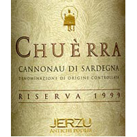 Cannonau di Sardegna Chuèrra Riserva 1999
