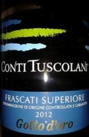 Frascati Superiore Conti Tuscolani 2012