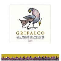 Aglianico del Vulture Grifalco 2007
