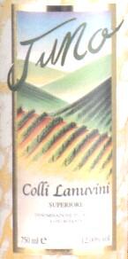 Colli Lanuvini Superiore Juno 2002