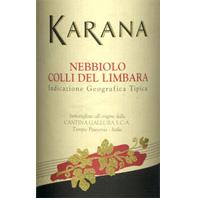 Nebbiolo Karana 2005