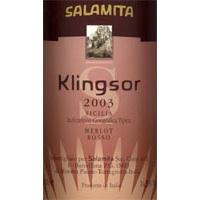 Klingsor Rosso 2003