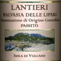 Malvasia delle Lipari Lantieri Passito 2009