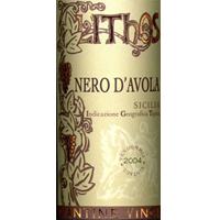 Nero d'Avola Lythos 2004