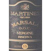 Marsala Vergine Riserva