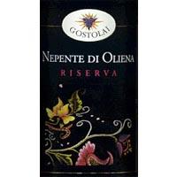 Cannonau di Sardegna Nepente di Oliena Riserva 2000