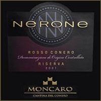 Rosso Conero Nerone Riserva 2001