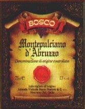 Montepulciano d' Abruzzo Riserva 1997