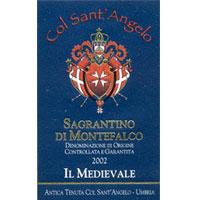 Sagrantino di Montefalco Il Medievale 2002