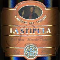 La Stipula Rosé Brut Metodo Classico 2004