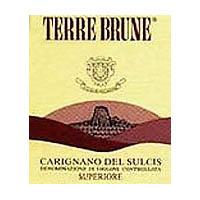 Carignano del Sulcis Superiore Terre Brune 1998