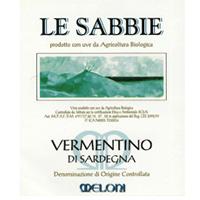 Vermentino di Sardegna Le Sabbie 2006