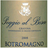 Gravina Poggio al Bosco 2008