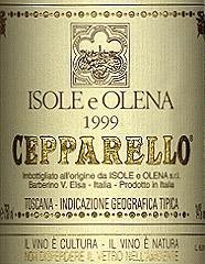 Cepparello 1999