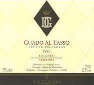Bolgheri Superiore Guado al Tasso 1995