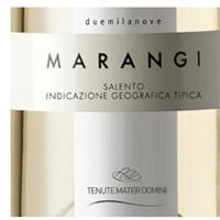 Marangi Bianco Sauvignon 2010