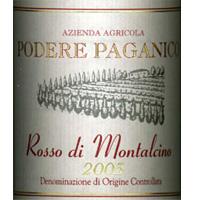 Rosso di Montalcino 2005
