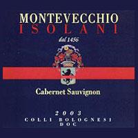 Colli Bolognesi Cabernet Sauvignon 2003