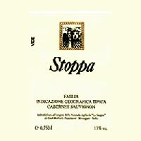 Colli Piacentini Cabernet Sauvignon Stoppa 1997