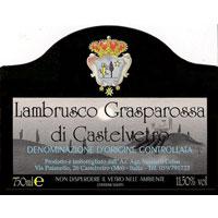 Lambrusco Grasparossa di Castelvetro