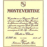 Montevertine 2000
