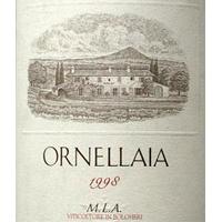 Bolgheri Superiore Ornellaia 1998