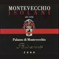 Colli Bolognesi Cabernet Sauvignon Palazzo di Montevecchio Riserva 2000