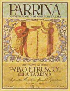 Parrina Riserva 1995